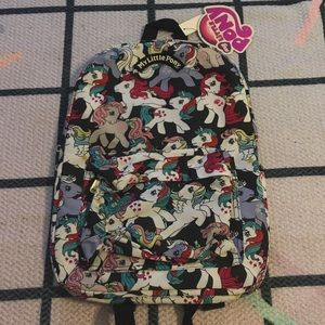 Bags - MY LITTLE PONY BACKPACK