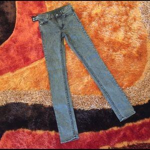 Cheap Monday Denim - NWT Cheap Monday Tight Skinny Jeans Old Tea Sz. 24