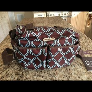 timi & leslie Handbags - EUC timi & leslie diaper bag