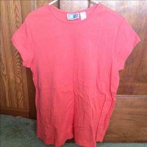 Womans maternity medium top shirt