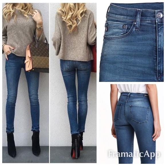 e4a8987efc5 H M Denim - H M high waist butt shaping denim