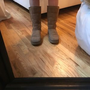 Brown Tall UGGS