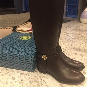 Tory Burch Shoes - NWT Tory Burch Riding Boots