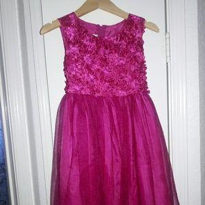 Princess Linens Other - Girls formal dress