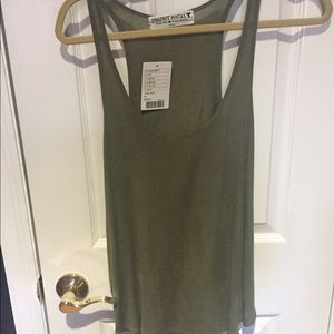 Project Social Green Tank from Urban Outfitters