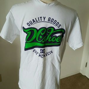 DC Other - DC Shoes tee shirt