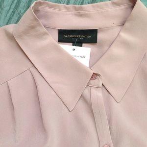 Classiques Entier Tops - Classiques Entier 💯% silk shirt NWT