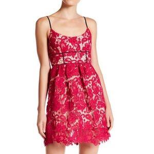 ABS Allen Schwartz Dresses & Skirts - HP 🏆.ABS lace dress