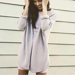 Sadie & Sage Sweaters - Boho Slouchy sweater knit cardigan dolman sleeves