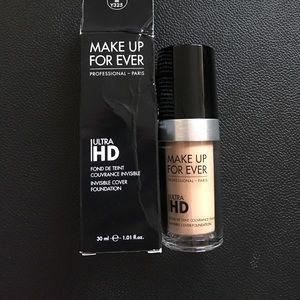 Makeup Forever Other - Make Up Forever Ultra HD Foundation 118/Y325