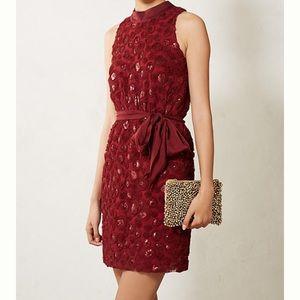 Sachin + Babi Dresses & Skirts - Sachin and Babi Sequin Cutout Dress Size 6
