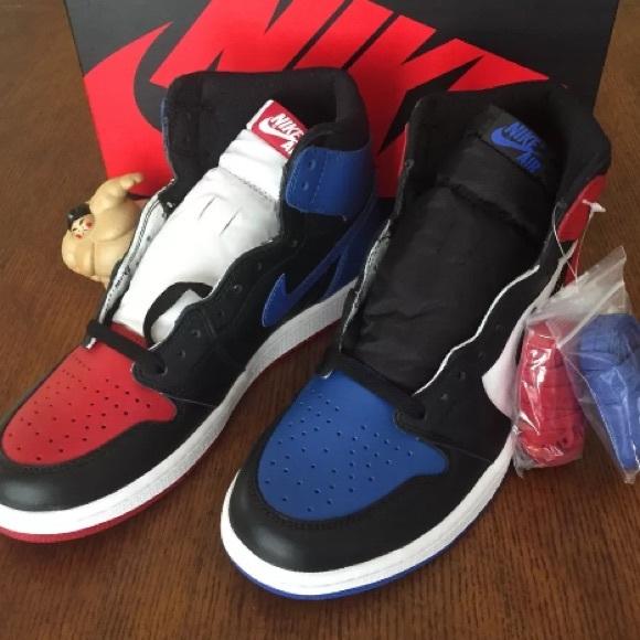 jordan retro blue and red \u003e Up to 69