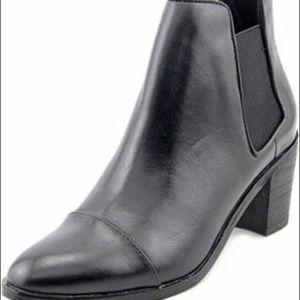 Steven by Steve Madden Shoes - Steven by Steve Madden Black Leather Boots