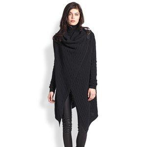 • Polo Ralph Lauren merino wool wrap sweater M •