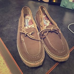 Sperry Top-Sider Shoes - Brown Sperrys !! 🏝