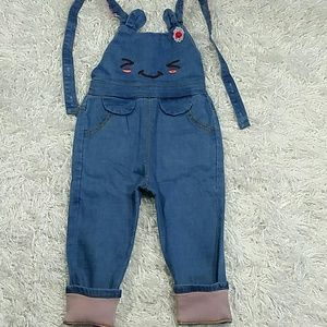 Other - Blue Denim Jumpsuit. Kids