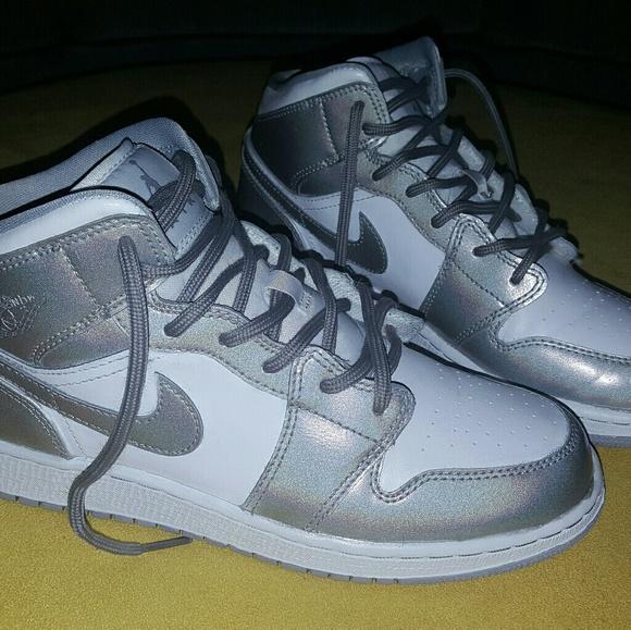 Holographic Custom Jordan Retro