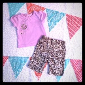 Nanette Baby Other - 🐆Cute leopard print set🐆