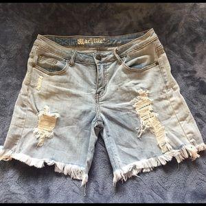 Boheme Pants - Mid thigh shorts
