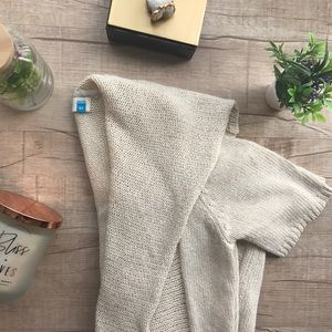 Sparrow(Anthropologie) Open Knit Cardigan