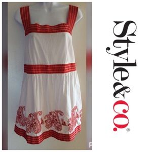 Style & Co Tops - LIKE NEW ***STYLE & CO*** Shirt Size 16!