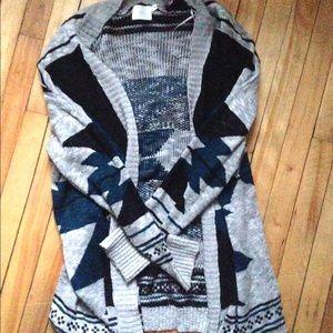 Lush Sweaters - Open Cardigan