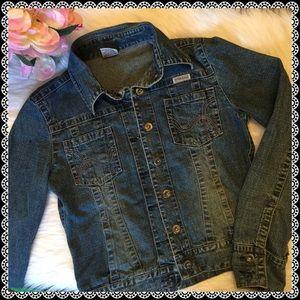 Hydraulic Jackets & Blazers - Denim Jean Jacket