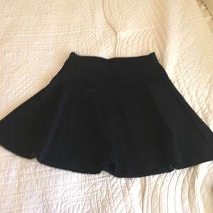 Old Navy Dresses & Skirts - Black skater skirt.