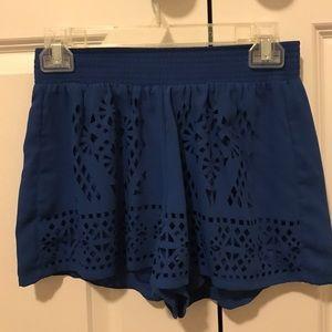 Blu Pepper Pants - Shorts