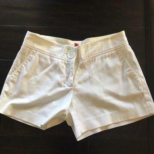 5/48 White Shorts