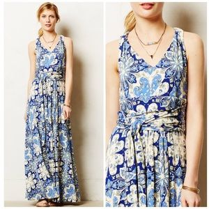 Anthropologie Dresses & Skirts - Anthropologie Vanessa Virginia Printed Maxi Dress