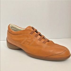 Hogan Shoes - Hogan by Tods leather sneakers shoes 37
