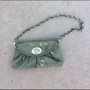 CARLA MANCINI Handbags - Beautiful CARLA MANCINI LEATHER BAG!