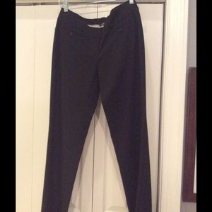 Loft Marisa trousers, size 4 black