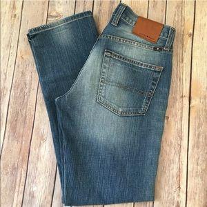 Lucky Brand Other - Lucky Brand Jeans 221 Original Straight Leg 28x30