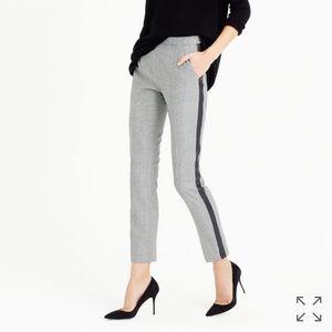 J. Crew Martie crop trouser