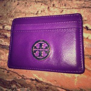 Tory Burch Handbags - 🔥🔥🔥Authentic Tory Burch Credit Card Holder