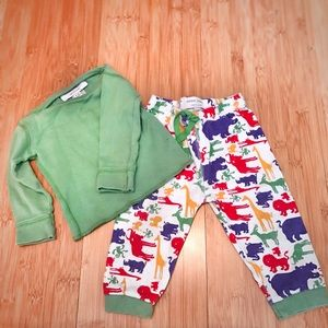 Sweet Peanut Other - Sweet Peanut two piece outfit 6-12 months
