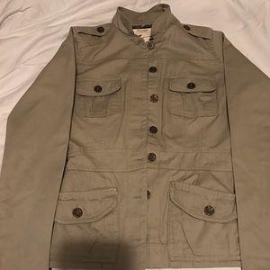 Cargo style jacket