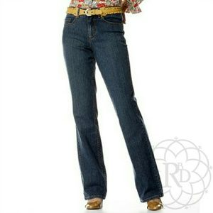 Coldwater Creek Denim - Coldwater Creek Natural Bootcut Jeans