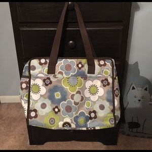 A Summer Must!!  Thermal XL insulated tote