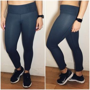 lululemon athletica Pants - Lululemon Gray Denim Pants