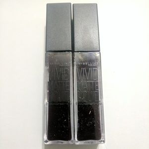 Maybelline Other - Set of Maybelline Vivid Matte Liquid 50