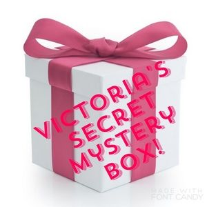 Victoria's Secret Mystery Box 📦 $100+ Value!