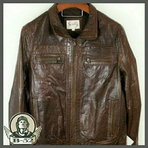 Scully Other - FINAL MARKDOWN Scully Leather Jacket