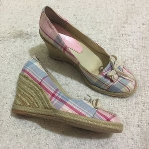 📦 Tommy pastel wedge