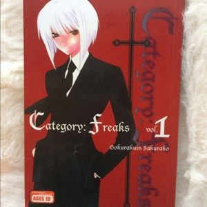 Manga Other - 📕Category: Freaks manga📕