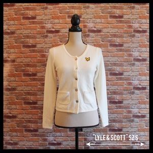 Lyle & Scott Sweaters - Lyle & Scott Cashmere Cardigan From Scotland