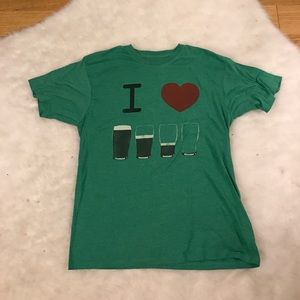 Other - ST PAT DAY SALE 🍀 ENDS AT 12AM love beer T Shirt