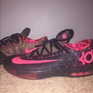 Nike Other - KD 6 Meteorology - Size 7Y